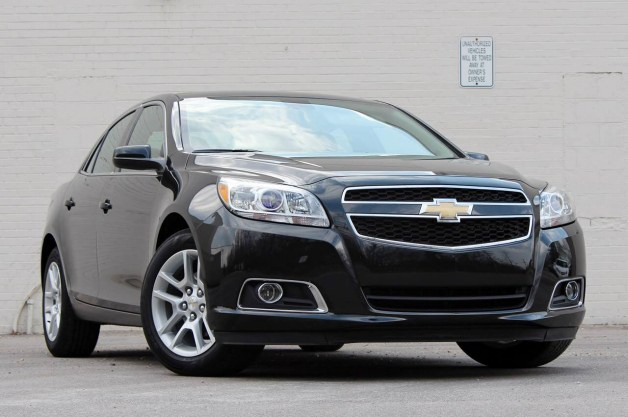 Report: Mild hybrid Malibu Eco with eAssist not meeting GM's sales targets thumbnail