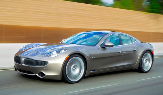 Report: Word of China's Geely leading bids for Fisker draws criticism from senator thumbnail