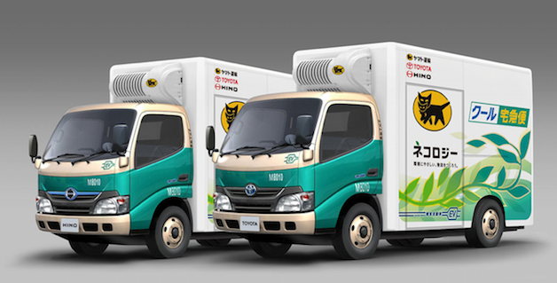 Official: Toyota will test two big electric delivery trucks in Japan thumbnail