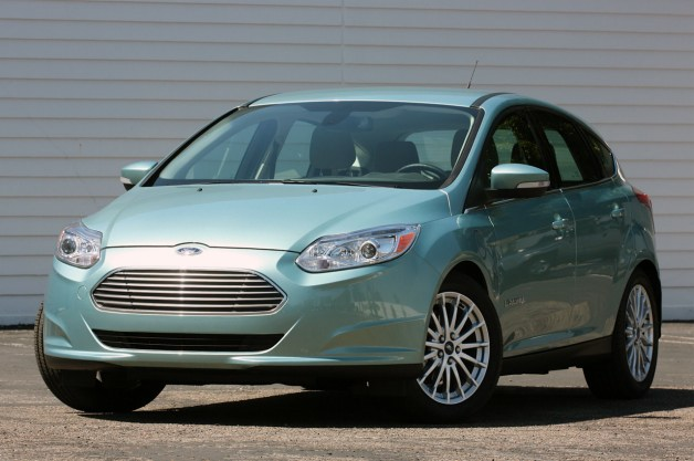 Report: Ford starts Focus Electric production in Europe, not updating EV for 2014 MY thumbnail