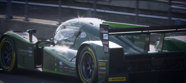 Green: Drayson will shoot for FIA electric-vehicle land-speed record on June 25 thumbnail