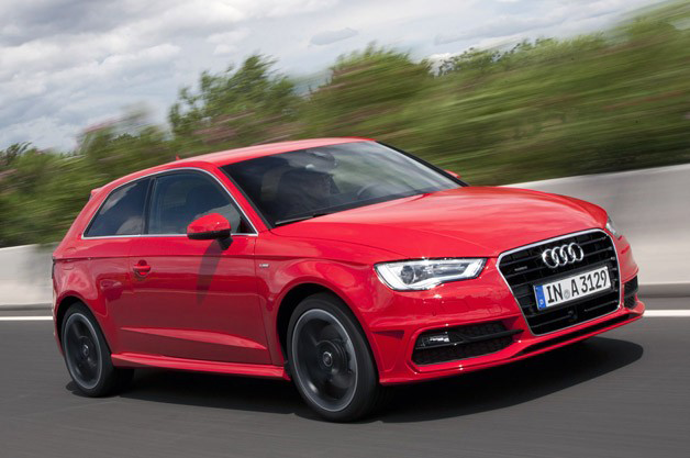 Official: Audi builds 3-millionth A3 thumbnail