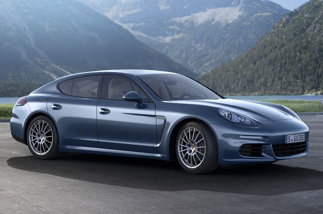 Official: Porsche Panamera gets new diesel in time for Frankfurt thumbnail