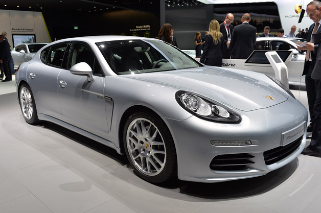 Frankfurt: 2014 Porsche Panamera Diesel is something to torque about thumbnail