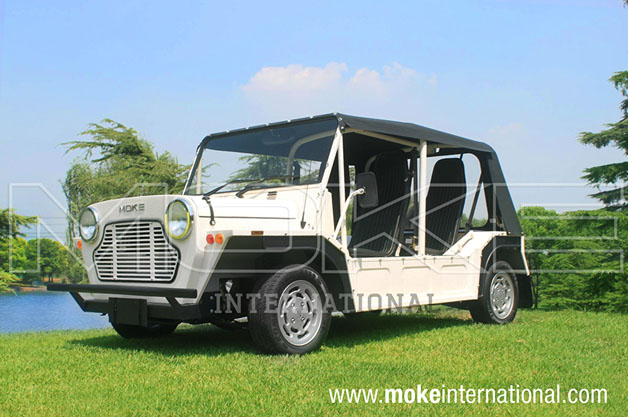 Official: Mini Moke staging its own comeback? thumbnail