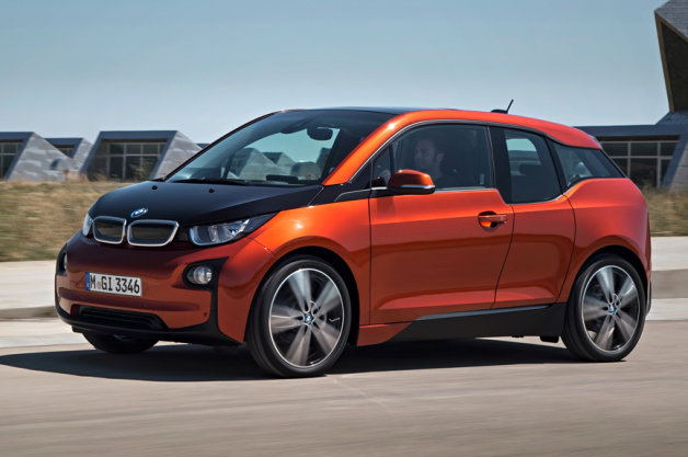 Exclusive: BMW confirms limited i3 Electronaut Edition, says i5* is in development thumbnail