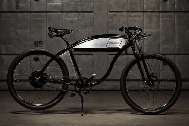 Official: Derringer electric bike pedaling uphill in Kickstarter campaign thumbnail