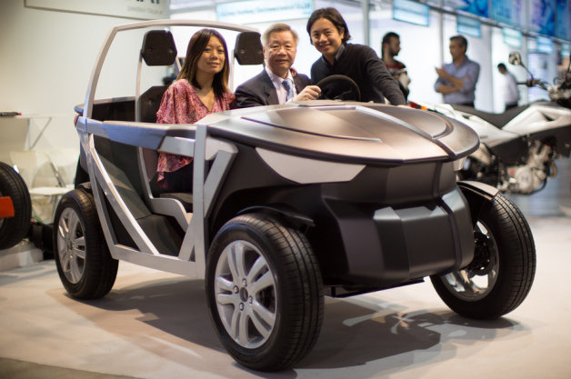 Report: Meet Urban Tabby, the DIY EV you can build in 60 minutes or less thumbnail