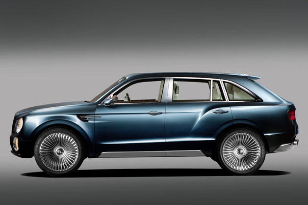 Exclusive: Bentley considering diesel engine for new SUV thumbnail