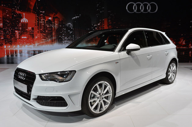 New York: 2016 Audi A3 Sportback headed to US under diesel power [w/video] thumbnail