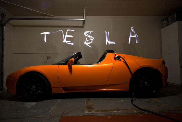 Official: Tesla tidbits: Roadster getting 'exciting' upgrade in 2014 thumbnail