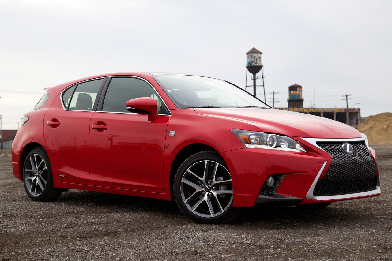 "Recharge Wrap-up: Lexus CT 200h is NWAPA's favorite hybrid, ""No Charge to Charge"" in LA thumbnail"