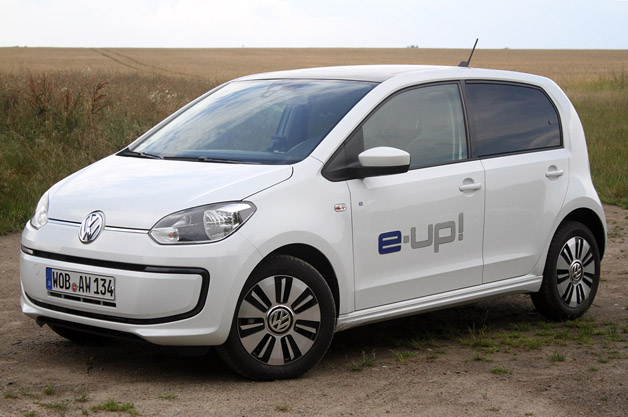 Quick Spin: 2014 Volkswagen e-Up! thumbnail
