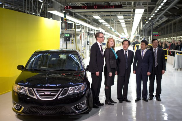 Report: NEVS announces 200 layoffs as it says Saab restart will 'take time' thumbnail