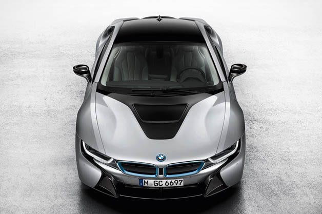 Report: BMW i8 with 500+ horsepower in the cards? thumbnail