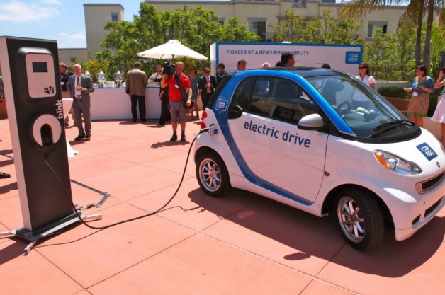 Official: Car2go brings incentives to charging in San Diego thumbnail