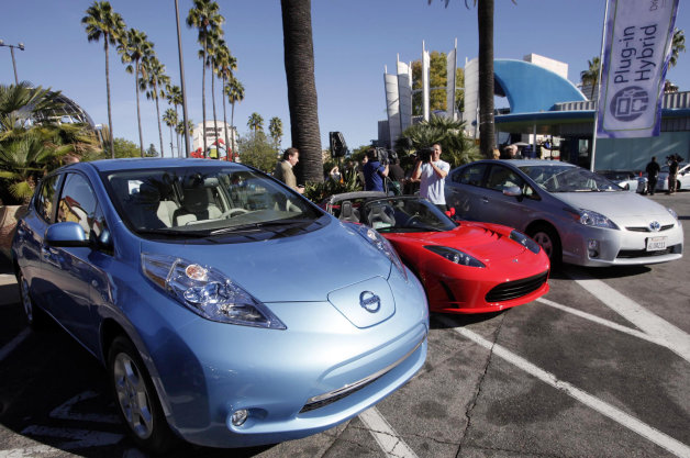 Study: DOE admits nearly 50 percent of EVs bought in California thumbnail