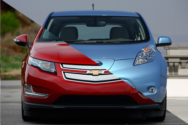 Official: Nissan Leaf sets new November sales record, Chevy Volt drops again thumbnail
