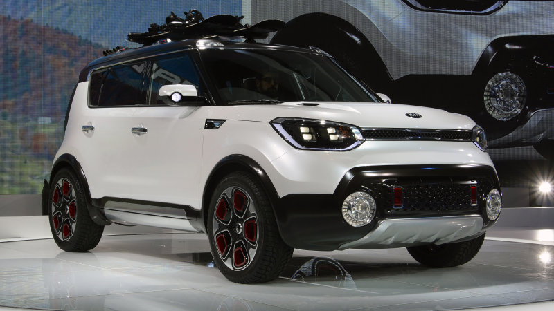 Kia Trail'ster Concept brings traction for the Soul in Chicago [w/video] thumbnail