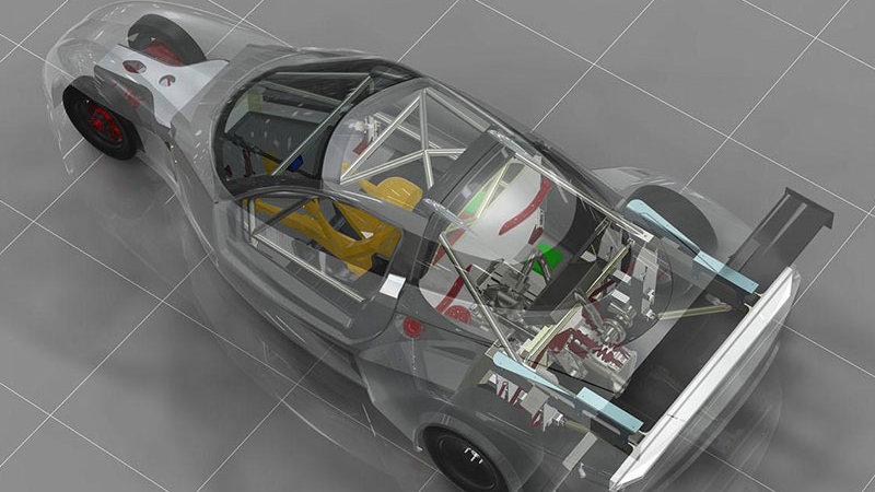 DeltaWing announces forthcoming GT-class racer, road car details thumbnail