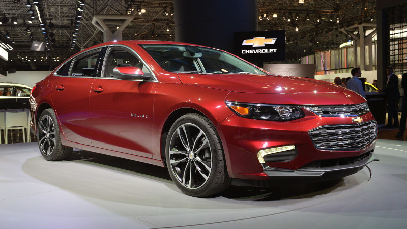 2016 Chevy Malibu Hybrid, now with 48 mpg city thumbnail