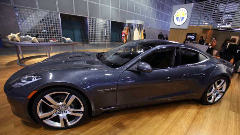More signs of life at New Fisker; Karma owners offered repair deal thumbnail