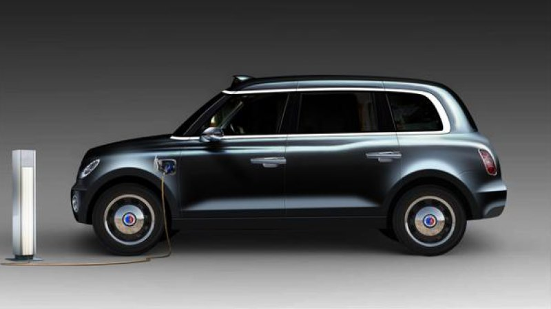 London black cabs getting PHEV version from Geely thumbnail