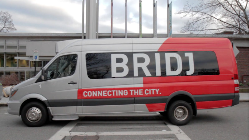 Bridj, the Uber of bus transit, expands to second market [w/video] thumbnail