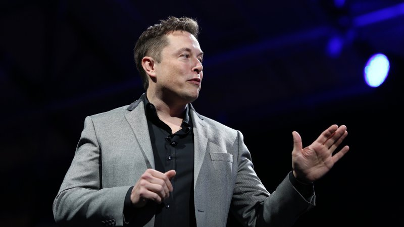 Author of new Elon Musk bio unhappy with sites stealing info thumbnail