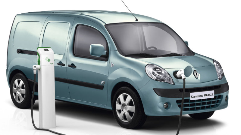 Norway goes Postal with new Renault Kangoo EV order thumbnail