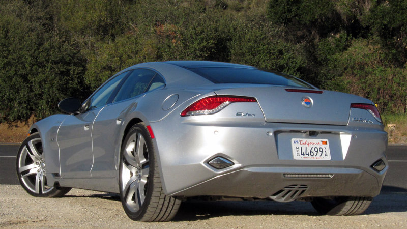 New Fisker ready to reopen in California? thumbnail