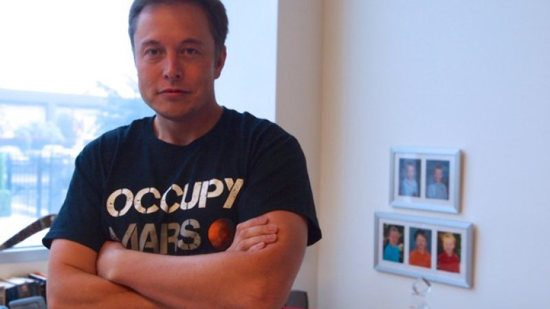 Elon Musk keeps name-dropping science fiction love thumbnail