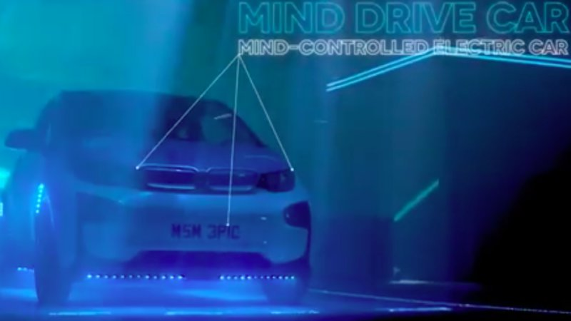 What's up with this thought-controlled BMW i3? thumbnail