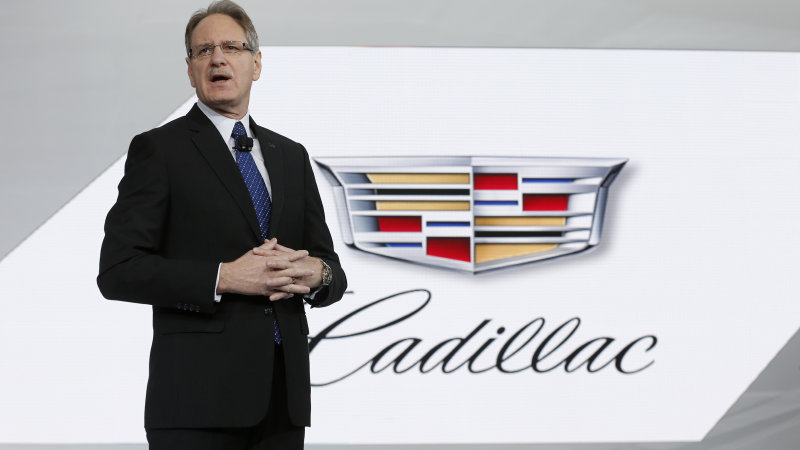 Cadillac boss: We will have diesels thumbnail