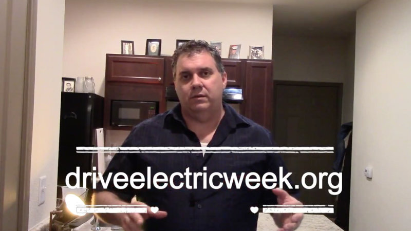 Oil worker organizing only Drive Electric Week event in OK thumbnail