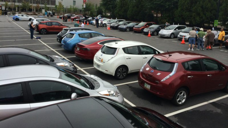 170 rallies on deck for National Drive Electric Week thumbnail