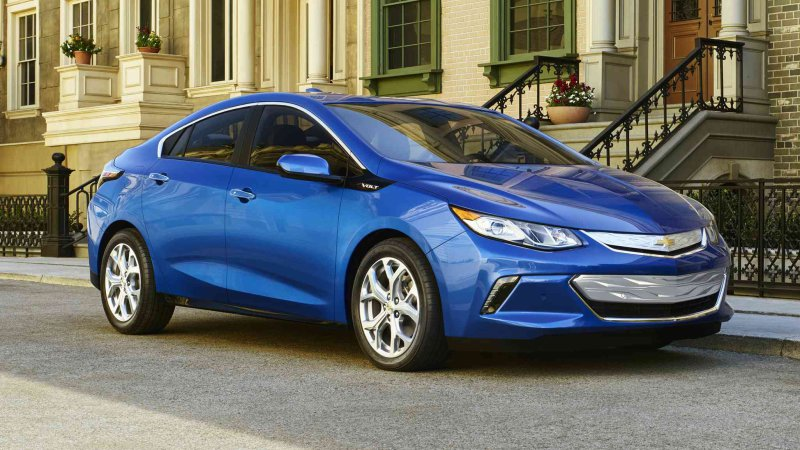 Most of the US won't get 2016 Chevy Volt thumbnail