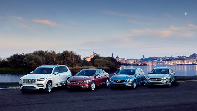 Volvo to expand plug-in lineup, launch full EV by 2019 thumbnail
