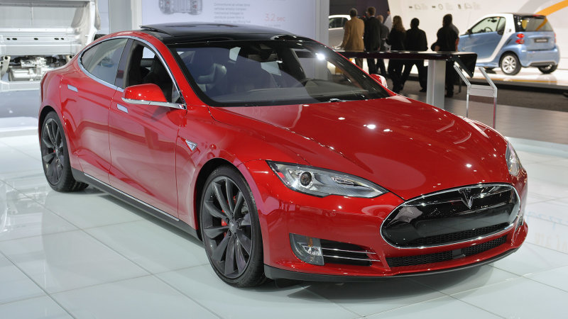 Consumer Reports finds poor reliability for Tesla Model S thumbnail