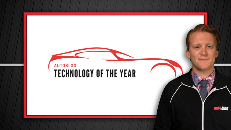 Autoblog Minute: Finalists announced for 2016 Tech of the Year award thumbnail