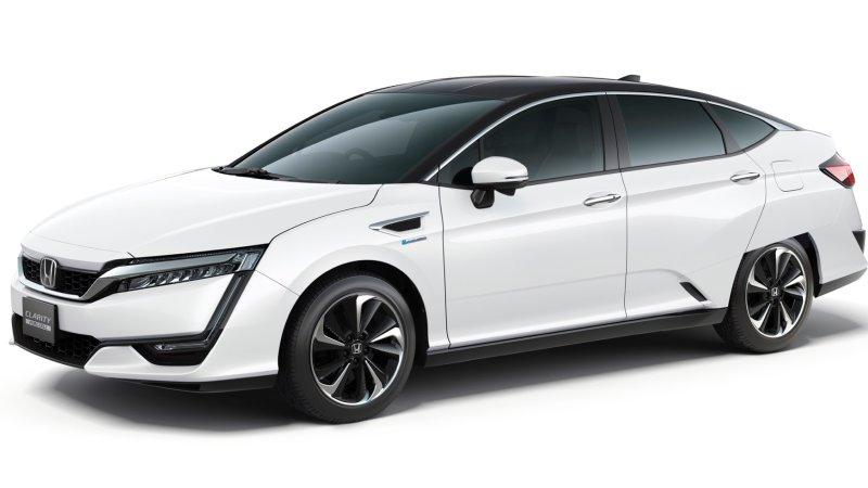 Honda Clarity is your new fuel cell future vehicle thumbnail