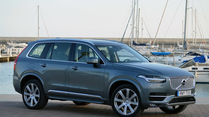 Volvo wants 10% of sales to be plug-ins by 2020 thumbnail