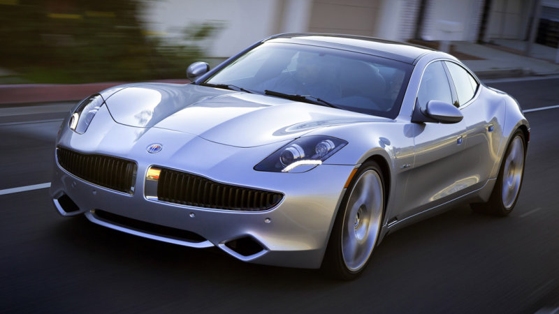 Karma Automotive partners with BMW for powertrains thumbnail