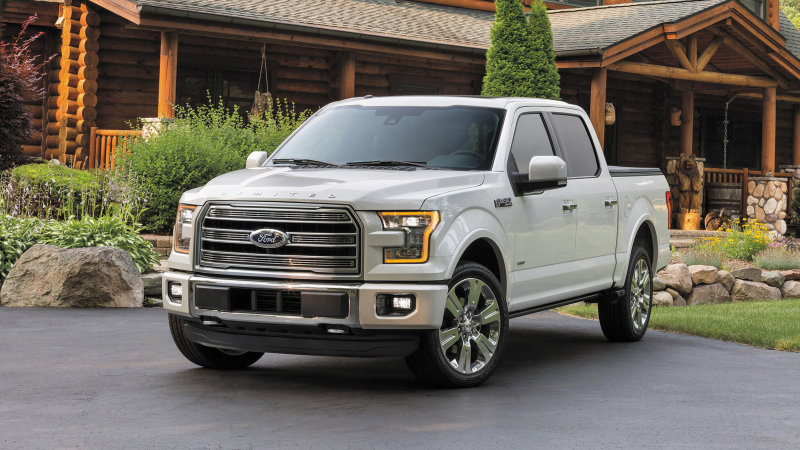 Ford F-150 wins Green Truck Of The Year thumbnail
