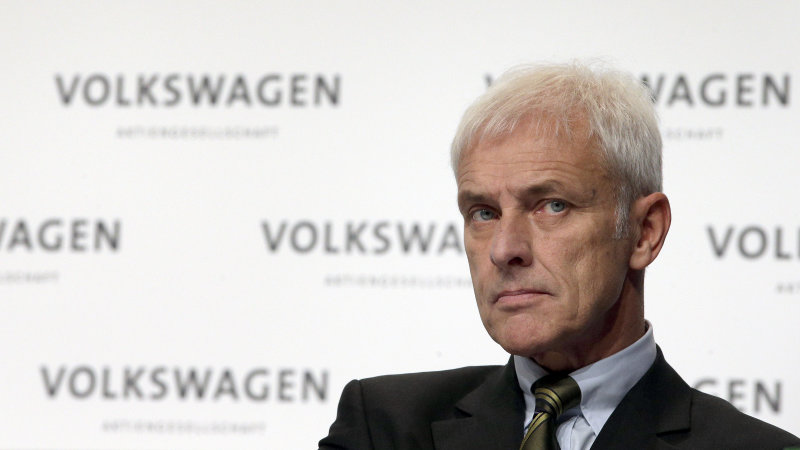 VW blames US for diesel scandal, no fix in sight thumbnail