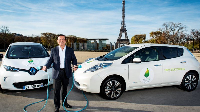 Recharge Wrap-up: Renault-Nissan at COP21, fast charging viability thumbnail