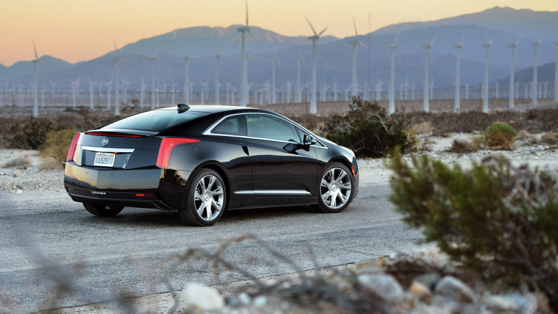 Cadillac chief marketer admits ELR is 'a big disappointment' thumbnail
