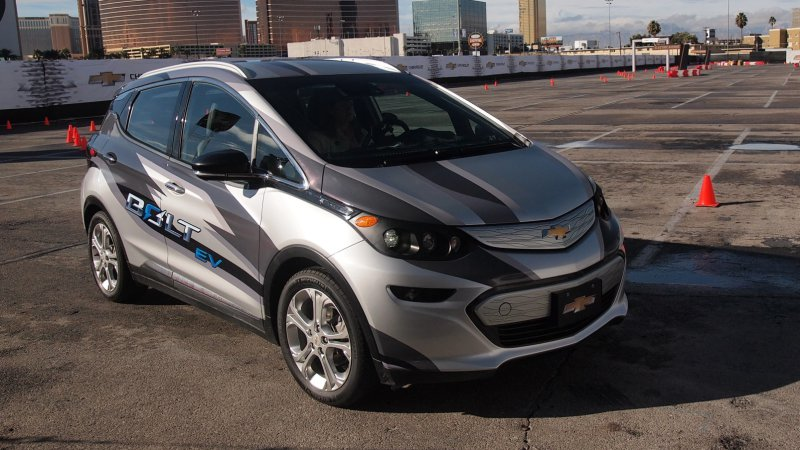 2017 Chevy Bolt Prototype Quick Spin [w/video] thumbnail