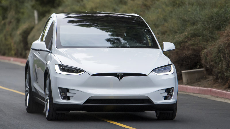 First used Tesla Model X offered with an $80k markup thumbnail