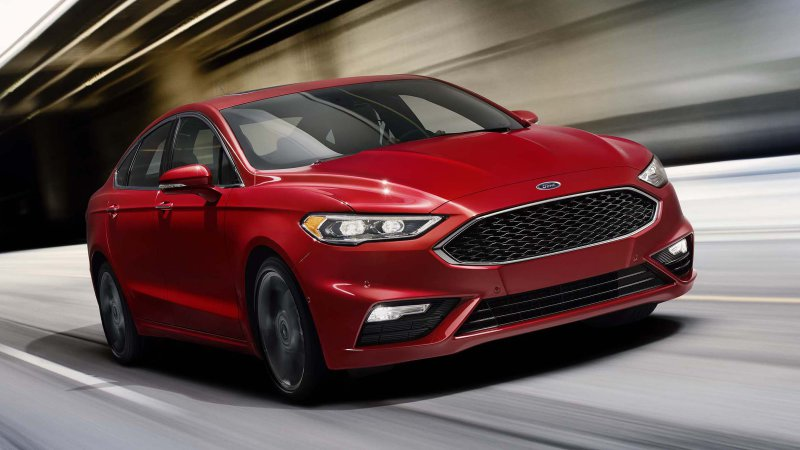 2017 Ford Fusion gets 325-hp Sport model with AWD thumbnail